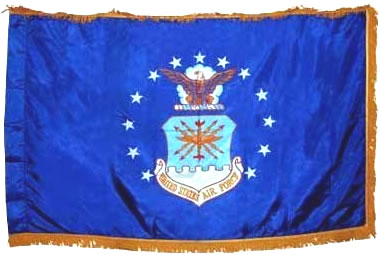 Air Force Organizational Flag 3ft X 5ft size US Military Flags