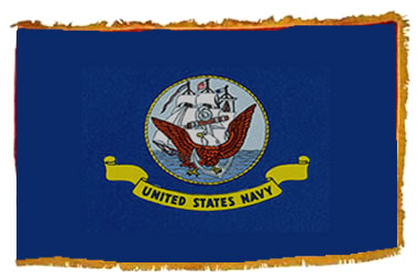 Navy Organizational Flag 3ft X 5ft size US Military Flags