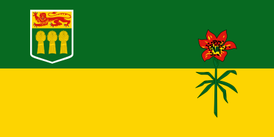 Saskatchewan Flag 3ft x 5ft Canada Provinces Flags