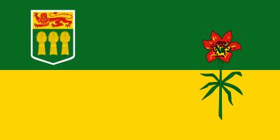 Saskatchewan Flag 4ft x 6ft Canada Provinces Flags
