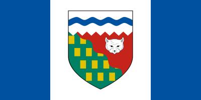 Northwest Territories Flag 4ft x 6ft Canada Provinces Flags