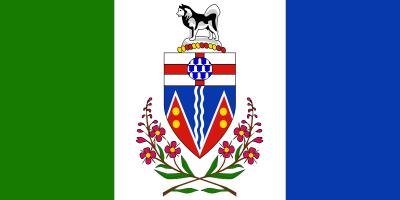 Yukon Flag 4ft x 6ft Canada Provinces Flags