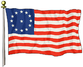 Cowpens Flag, 3ft X 5ft US Flag Specialty Flags