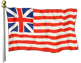 Grand Union Flag, 3ft X 5ft US Flag Specialty Flags