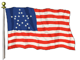 Great Star Flag, 3ft X 5ft US Flag Specialty Flags