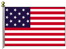 Star Spangled Banner 3ft X 5ft US Flag Specialty Flags