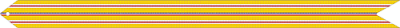 Asiatic Pacific Theater Campaign and War Service Streamer