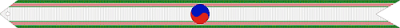 Republic of Korea Presidential Unit Citation Unit Award Streamers