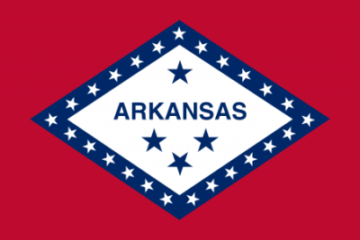 Arkansas State Flag 3'x5' US State Flags