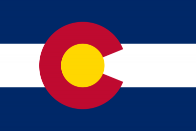 Colorado State Flag 3'x5' US State Flags